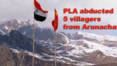 Photo of China's PLA abducted 5 villagers from Arunachal Pradesh- MLA Ninong Ering