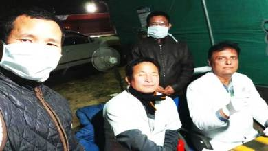 Photo of Arunachal: Health Assistant Lalit Rijal succumbed to COVID -19 Infection