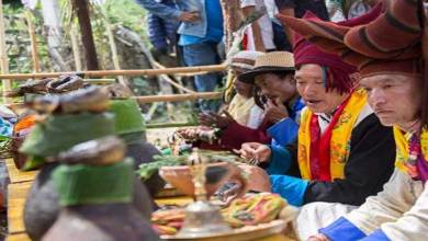 Arunachal: Tang Festival 2020 celebrated by the Sartang tribe