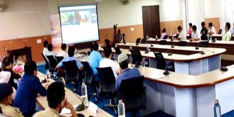 Master plan for ICR should focus on developmental aspect of the entire region- Techi Kaso