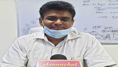 Arunachal: Quarantine for returnee will no longer mandatory-Secretary, Health