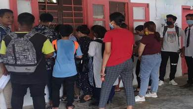Photo of Itanagar: Students return to schools for academic guidance first time since March