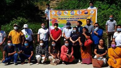 Photo of Itanagar: BJP's SEVA SAPTAH concludes