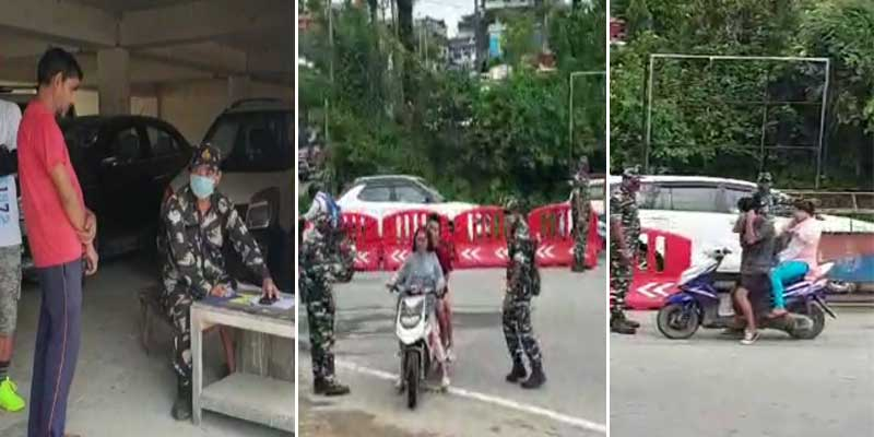 Itanagar: Drive against those not wearing Mask will continue- Capital Police