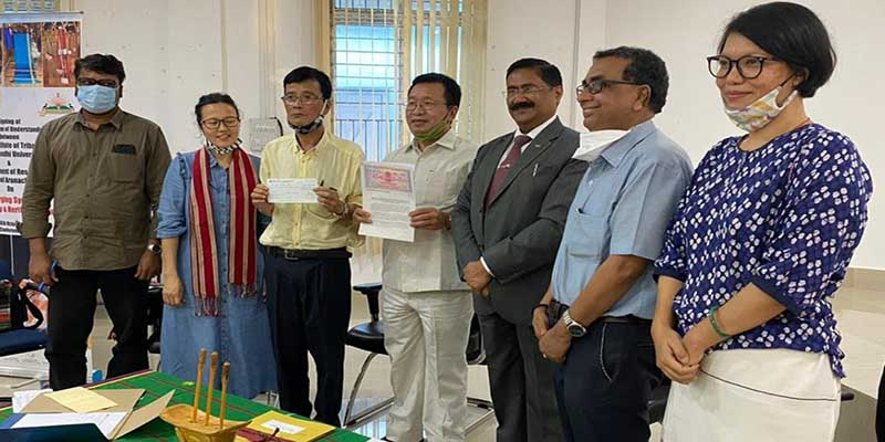 AITS, RGU signs MoU with State Govt for formulating State Culture Policy and taking up heritage documentation