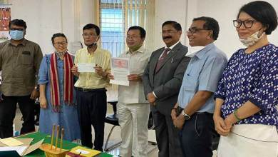 Photo of AITS, RGU signs MoU with State Govt for formulating State Culture Policy and taking up heritage documentation