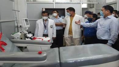 Photo of Arunachal: Alo Libang inaugurates Apheresis Machine in TRIHMS