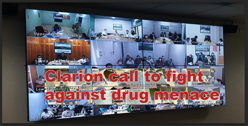 Arunachal: CS gives clarion call to fight against drug menace