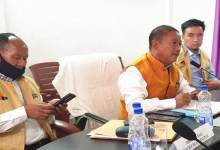 Photo of Arunachal: Felix reviews the work progress of Joram-Koloriang Trans Arunachal Highway