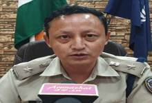 Photo of Arunachal: crime against women, drug trafficking are major areas of concern- Jimmy Chiram