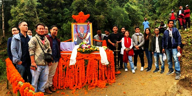 Arunachal: Late Taro Chatung remembered on his 1st death anniversary
