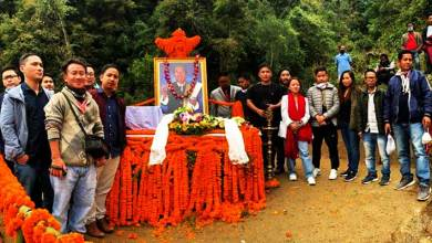 Photo of Arunachal: Late Taro Chatung remembered on his 1st death anniversary