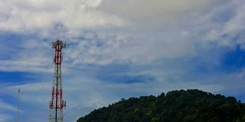 Arunachal-Tato's people crying for Power, Mobile phonenetwork