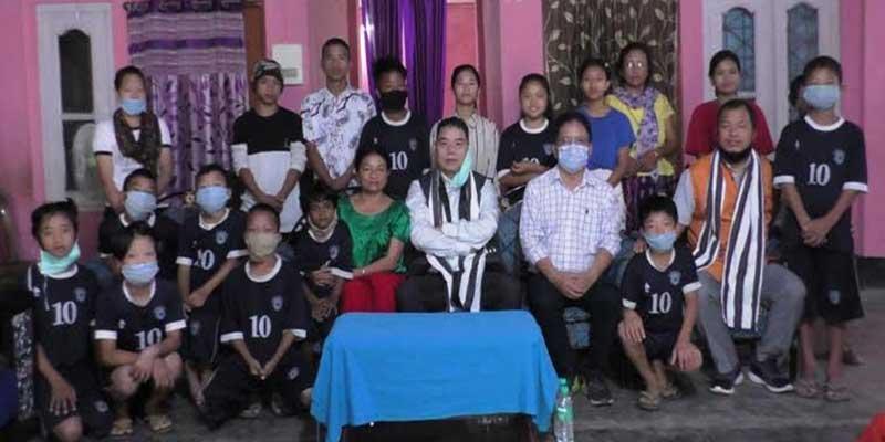 """Arunachal: Alo LIibang visits One-Stop Center """"Sakhi"""" in Seppa"""