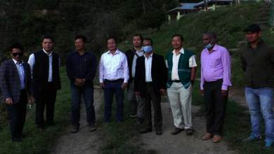 Photo of Arunachal: Alo Libang visits Horticulture Farms in West Kameng