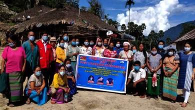 Photo of Arunachal: Clean Village, Green Village cum post lockdown Campaign for Covid-19