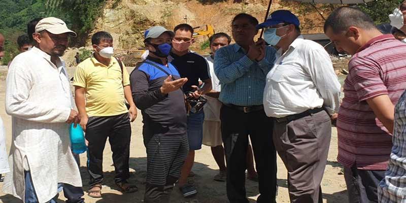 Arunachal: GPF demands immediate restoration of Likabali-Basar road