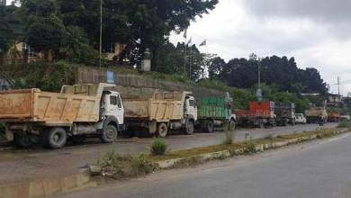 Photo of Itanagar-Shift parking places of commercial vehicles from the market area- Commuters
