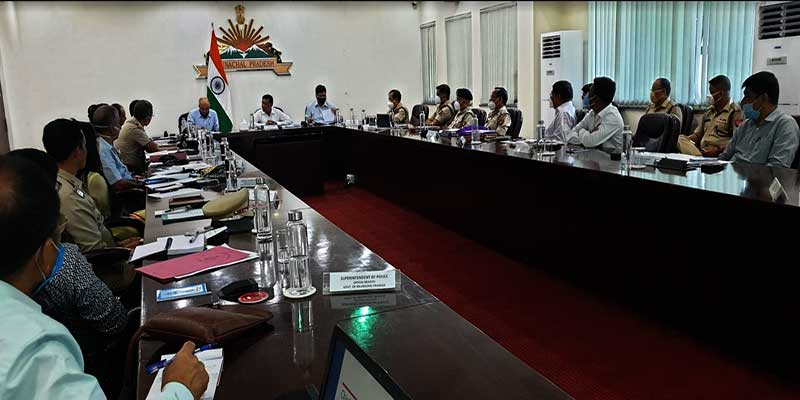 Arunachal-Assam boundary issue discussed in Inter- State Border Meeting