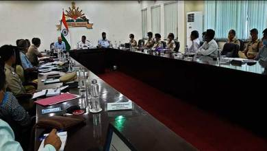 Photo of Arunachal-Assam boundary issue discussed in Inter- State Border Meeting