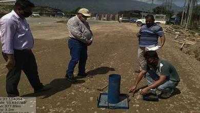 Photo of Itanagar:Highway officials review the work progress of Chandannagar-Papu nallah NH-415
