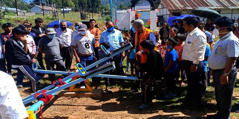 Arunachal- APSC develops Children Science Park at Deed Secondary School