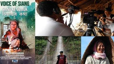 Arunachal: 'Voice of Siang' selected for Indian Film Festival of Melbourne