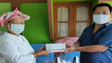 Photo of Arunachal: WASE donates gloves, face shields for COVID warriors