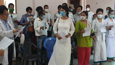 Arunachal: World mental health day celebrated at Midpu mental hospital