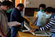 Itanagar Municipal Election: EVM checking conducted