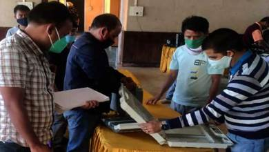 Itanagar Municipal Election: EVM checking conducted