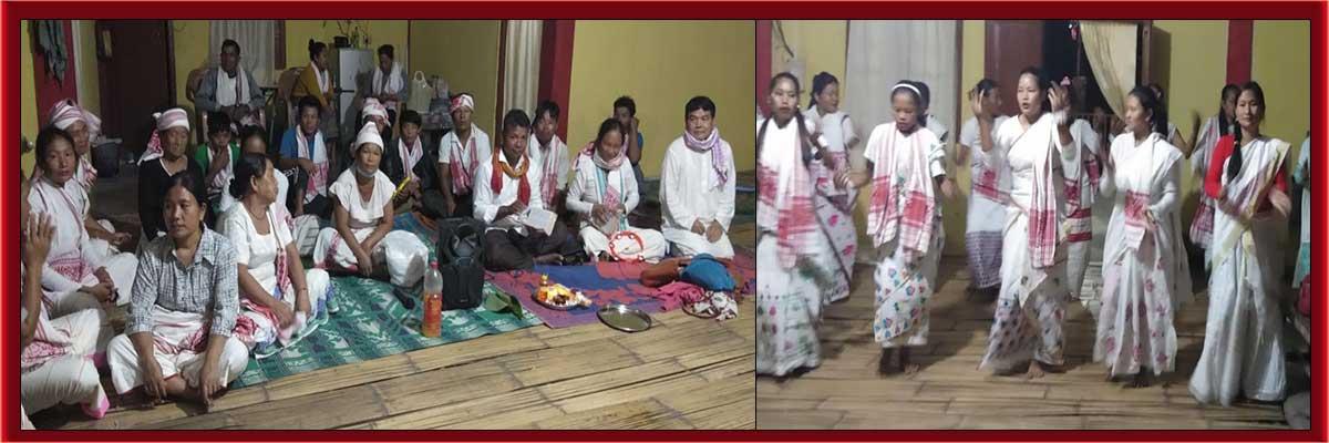 Arunachal: Raas Leela celebrated on Sharad Purnima
