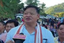 Itanagar:BJP starts Itanagar Municipal election campaign