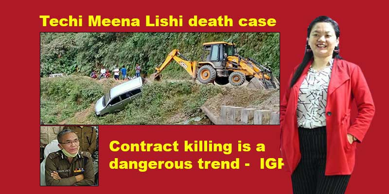 Techi Meena Lishi death case: Lishi Roni admits to his crime - IGP
