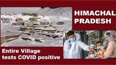 Himachal: Thorang village has 42 resident, 41 are positive