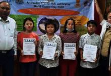 Itanagar:  World Ozone day 2020 celebration Concludes