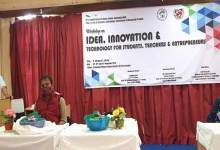 Itanagar: 3 days workshop on idea, innovation and technology for students begins