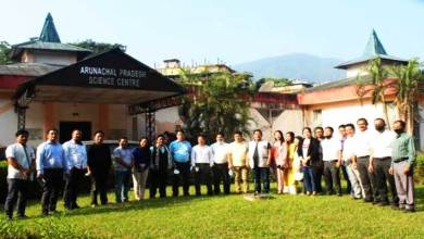 Itanagar: Bamang Mangha reviews activities of S&T
