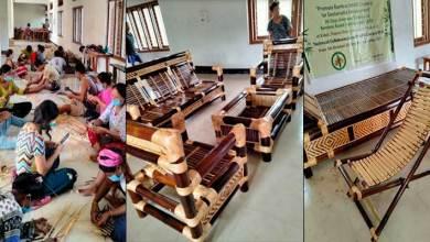 Itanagar- Training Program on Bamboo