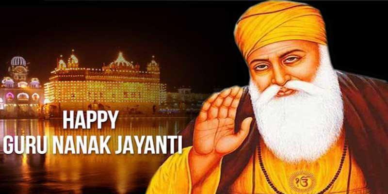 Arunachal: Guv, CM convey Guru Nanak Jayanti greetings