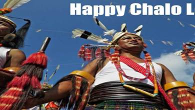 Arunachal Governor, CM  extend Chalo Loku Festival greetings