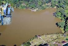 Itanagar: Mama Natung inspects Ganga Lake
