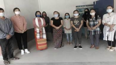 Itanagar- Cordnination meeting on one stop centre held