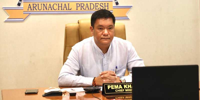 Arunachal: No criminal would go unpunished- Pema Khandu