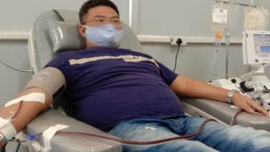 Arunachal: 44 COVID-19 patients donate plasma at TRIHMS