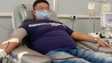 Arunachal: 44 COVID-19 patients donate plasma at TRIHMS