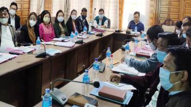 Arunachal: Training for Returning Officers for ensuing Panchayat Election held at Yupia