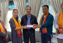 Itanagar:  Ram Janmabhoomi Teerth Kshetra launches its contribution drive