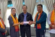 Itanagar: Ram Janmabhoomi Teerth Kshetra launches its contribution drive