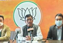 Poor response from Arunachal Pradesh's farmers to the 'Bharat Bandh'- Tage Taki
